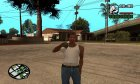 Drinking Mod for GTA San Andreas rear-left view