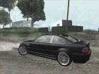 BMW M3 CSL E46 (crow edit) для GTA San Andreas вид сверху