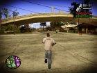 Футболка Бабайка V2 for GTA San Andreas top view