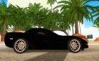 Chevrolet Corvette C5 Z06 для GTA San Andreas вид изнутри