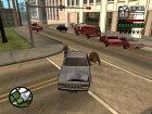Монстры из S.T.A.L.K.E.R для GTA San Andreas вид сзади слева