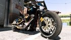 Harley-Davidson Fat Boy Lo Racing Bobber Lost MC Custom 1.1 for GTA 5