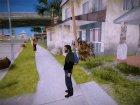 Michael V3 HD GTA V для GTA San Andreas вид справа