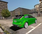 Ford Focus II Facelift RS для Mafia: The City of Lost Heaven вид сзади слева