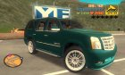"Cadillac Escalade ""TT Black Revel"" для GTA 3 вид сверху"