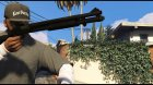 Mossberg 590 for GTA 5 left view