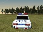 Государственный транспорт РФ для GTA San Andreas вид сбоку