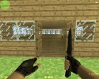 zm_minecraft для Counter-Strike 1.6 вид слева