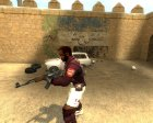 Thierry Henry for Counter-Strike Source top view