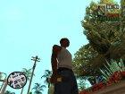 Пак качественного оружия для GTA San Andreas вид сверху