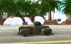 Ford Pick Up Custom 1951 LowRider для GTA San Andreas вид изнутри