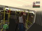 Прицеп к ЛиАЗ 6212 Питерская версия для GTA San Andreas вид сверху