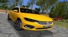 2016 Fiat Tipo для GTA Vice City вид изнутри
