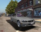 Lexus IS300 для Mafia: The City of Lost Heaven вид слева
