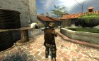 US desert marine corp for Counter-Strike Source rear-left view