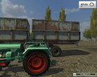 ПТС 12 v2.0 для Farming Simulator 2013 вид сверху