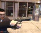 Desert Eagle HD для Mafia: The City of Lost Heaven вид сверху