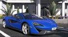 2015 Mclaren 570S for GTA 5 left view