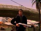 Arnold Schwarzenegger Terminator Genisys для GTA San Andreas вид изнутри