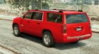 2015 Chevrolet Suburban for GTA 5 rear-left view