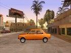 Fiat 128 v3 для GTA San Andreas вид сбоку