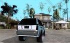Huntley из GTA 4 для GTA San Andreas вид сверху