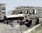 АЗЛК 2140 Москвич RDM для GTA San Andreas вид сзади слева