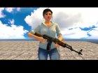 AK-47 Egyptian Maadi для GTA San Andreas вид сверху