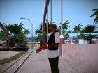 Новогодняя Хлопушка из WarFace for GTA San Andreas rear-left view