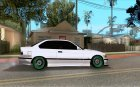 BMW E36 Tuning for GTA San Andreas inside view