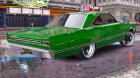 1967 Dodge Coronet 440 1.0 for GTA 5 back view