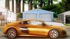 Audi R8 V10 2017 для GTA San Andreas вид слева