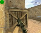 CoD4 Style M4A1 for Counter-Strike 1.6 top view