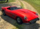 Ferrari 250 California 1957 for Mafia II side view
