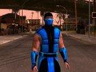 X Mortal Kombat Klassic Sub-zero UMK3