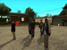 Пак настоящего гангстера 90x for GTA San Andreas inside view