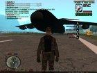 Bigger, Better Andromada mod для GTA San Andreas вид изнутри