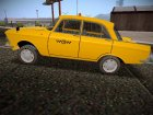Москвич 412 Такси for GTA San Andreas left view