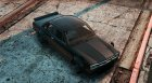 Speedhunters Nissan Skyline 2000GT-R (Stanced) for GTA 5 top view
