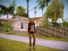 Harley Quinn - Suicid Squad (Injustice) для GTA San Andreas вид сверху