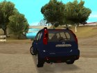 Nissan X-Trail 2009 for GTA San Andreas top view