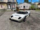GTA 5 Cars Pack для GTA San Andreas вид сверху