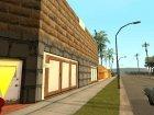 Новые текстуры спортзала для GTA San Andreas вид сверху
