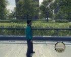 Green Vito & Jefferson Style for Mafia II left view