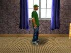 Sweet Legacy HD для GTA San Andreas вид сзади слева