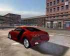 Audi R8 для Mafia: The City of Lost Heaven вид сверху