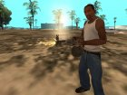 Battlefield Vietnam RPD Light Machine Gun для GTA San Andreas вид сверху