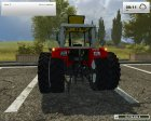 Steyr 8080A Turbo SK2 Larmarm V 1.0 for Farming Simulator 2013 top view