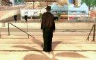 Mario Downson для GTA San Andreas вид сзади слева