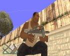 Пак оружия GTA 5 v2 for GTA San Andreas inside view